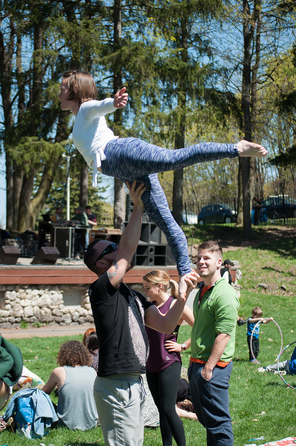 Earthfest brings the Syracuse community together to celebrate Earth Day