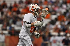 Luke Cometti of Syracuse