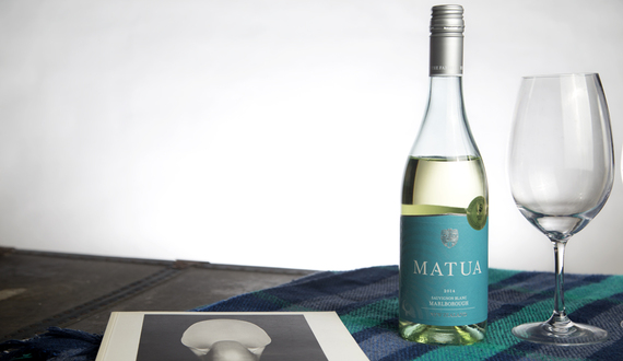 Matua Sauvignon Blanc is packed with citrus, tropical flavors